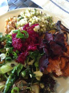 Delicious salad Angels, Salad, Salads, Angel, Lettuce