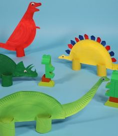 Paper Plate Crafts 347551296246883081 - Make your own: paper plate dinosaurs and LEGO DUPLO trees Source by Dinosaur Crafts Kids, Animal Crafts For Kids, Paper Crafts For Kids, Craft Activities For Kids, Art For Kids, Sea Animal Crafts, Dinosaur Projects, Dinosaur Dinosaur, Toddler Arts And Crafts