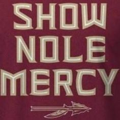 That is definitely what they are doing this season! GO NOLES! Source by nettlesm Florida State University, Florida State Football, College Football Teams, Florida State Seminoles, State College, College Fun, Football University, Football Stuff, Oklahoma Sooners