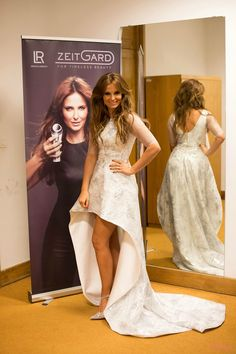 Cristina Ferreira   LR   Zeitgard   Launch   Lançamento   Micaela Oliveira dress