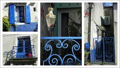 Du bleu à Trentemoult Photo de Dani de Nantes via Picassa (2)