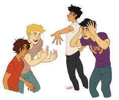look at that riiiinnngg << Percabeth is getting married!