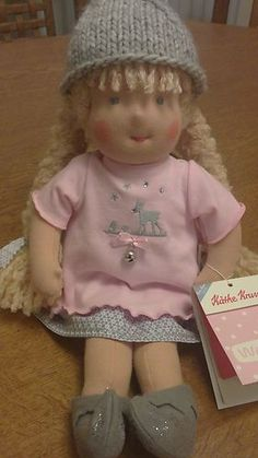 gorgeous waldorf doll - inspiration