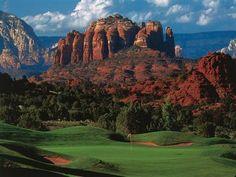 Sedona, Arizona is a true desert oasis.
