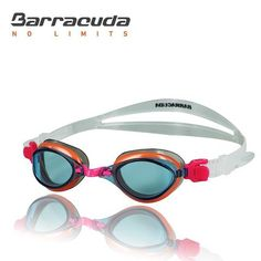 Barracuda Junior Swim Goggle FENIX JR for Children ages 6~12 (#73855)