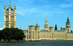 London England monuments pictures 3 - The Houses of Parliament Westminster  Pictures 1 to 3 courtesy bi: swollengland.blogspot.com
