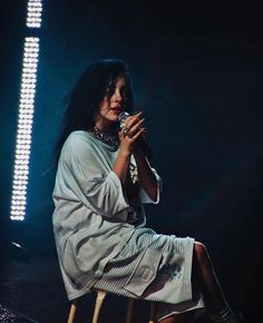 billie eilish on stage Billie Eilish, Me As A Girlfriend, My Idol, Eyelashes, Instagram, Celebs, Photo And Video, My Love, Pictures