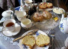 Angels tea room Cream Tea, Devon, Scones, Trip Advisor, Angels, Menu, England, Cottage, Restaurant