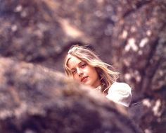 Anne-Louise Lambert in Picnic at Hanging Rock, directed by Peter Weir, 1975