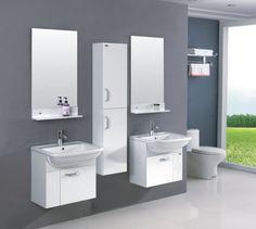 Precio competitivo Diseño Moderno Cuarto de Baño Vanidad, Mueble de Baño de PVC…