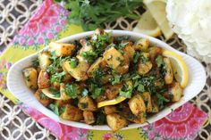 Lemon Herb & Dill Potatoes | PaleOMG