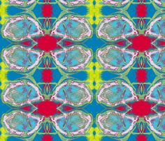 Trage struth fabric by albanianflower on Spoonflower - custom fabric