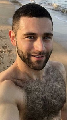 The Effective Pictures We Offer You About hairy chest chris evans A quality picture can tell you man Short Hair With Beard, Extreme Hair, Handsome Faces, Hommes Sexy, Bear Men, Beard No Mustache, Hairy Chest, Interesting Faces, Male Face
