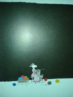 Kleine ezel door Annemarie van Haeringen.