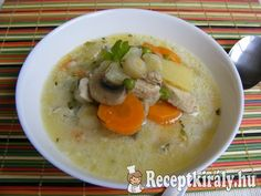 Cheeseburger Chowder, Hummus, Soup, Ethnic Recipes, Soups