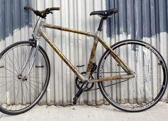 Bamboo Bike Studio DIY Bike photo