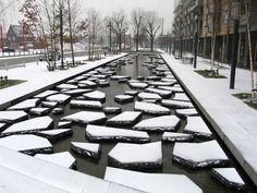 استعدادهای برتر معماری منظر هلند