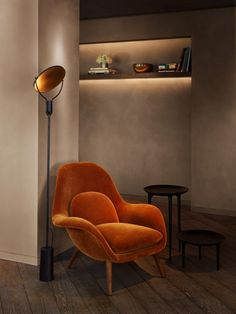 modern interior design Check out the Swoon Chair in Furniture, Lounge Seating from Fredericia Furniture for .