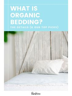 Organic bedding has been buzzy lately, but what does that even mean? Is it actually good for you? We'll break down the movement and what to look for, so you buy the best sheets for you. #bedding #sheets #comforter Best Sheets, Organic Cotton Sheets, Cotton Bedding, Bed Sheet Sets, Furniture Sale, Home Decor Trends, Color Trends, Comforter