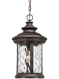 Chimera Hanging Outdoor Light In Imperial Bronze | House of Antique Hardware
