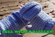 I'm so happy to take part in yet another year of the Crochet Charity Drive! If you're not already, please join the Crochet Charity Drive Facebook group to see all the wonderful mitten p…