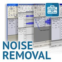Tuesday Quick Tip: Noise Removal with Audacity - Music Toolbox Music Education, Tool Box, Bar Chart, How To Remove, Tips, Music Ed, Toolbox, Music Lessons, Bar Graphs