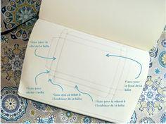 Comment réaliser une boîte de rangement en tissu? – Mon Totem Origami, Diy And Crafts, Bullet Journal, Projects, How To Make, Handmade, Afin, Instagram Twitter, Construction
