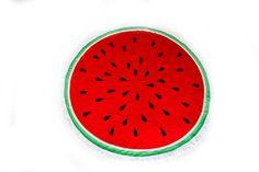 Round towel Watermelon!