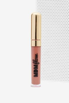 MDM Flow Matte Lip Gloss - New Nude