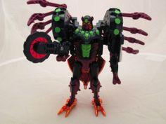 Transformers Beast Wars Transmetals Tarantulas 100 Complete Spider Figure | eBay