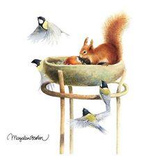 Marjolein Bastin, Nature Sketch, Nature Artists, Dutch Artists, Mood Pics, Vintage Paper, Cool Artwork, Animal Pictures, Illustrators
