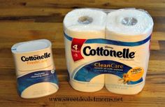 Clean bums and coupons and @Cottonelle #LetsTalkBums #sp - Sweet Deals 4 Moms