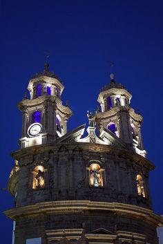 Igrexa da Peregrina (Pontevedra - Spain), por Kaptah