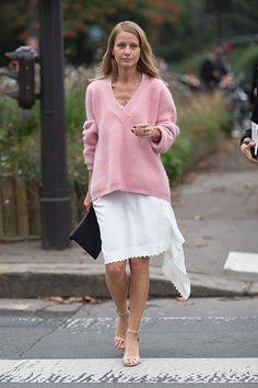 Street Style: Paris Fashion Week Spring 2014 - Holli Rogers