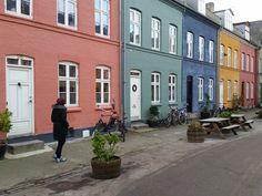 Kopenhagen, Denemarken, Olufsvej, Osterbro, Copenhagen, Denmark, citytrip
