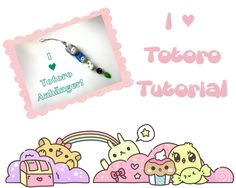 I love Totoro tutorial
