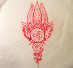 Awesome tattoo sketch