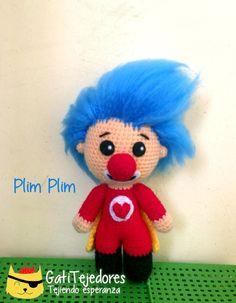 Knit Crochet, Crochet Hats, Peppa Pig, Teddy Bear, Knitting, Toys, Crochet Baby Toys, Sewing Crafts, Crochet Dolls