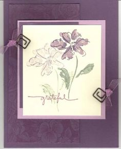 Heartfelt Thanks - Cards and Paper Crafts at Splitcoaststampers
