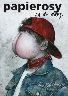 Znalezione obrazy dla zapytania papierosy sa do dupy