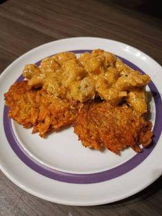 Tejszínes csirkemell réparösztivel Chicken, Meat, Food, Essen, Meals, Yemek, Eten, Cubs