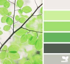 Transparent Greens