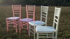 Sweet Children's Chiavari Chairs