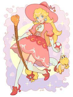 i'm addy & i draw Mario Fan Art, Super Mario Art, Mario Bros., Mario And Luigi, Mario Kart, Super Mario Brothers, Princesa Peach Cosplay, Peach Tumblr, Peach Mario