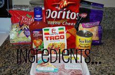 Taco Ensalada Prep