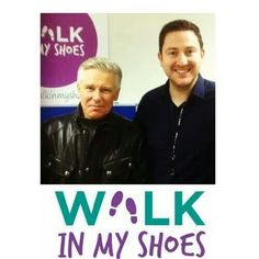 """""""Walk in my shoes """" charity event in Dublin, it's to make people aware of depression. East Restaurant, Paul Hewson, Bono U2, Adam Clayton, Tapas Bar, Walk In My Shoes, Looking For People, Charity Event, Living Legends"""