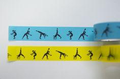 側転 マスキングテープの商品写真