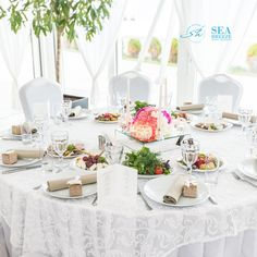 A wedding by the sea is all you need to start your new life #seabreeze #seabreezebaku #beatgroup #nardaran #baku #azerbaijan #absheron #hotel #shorehouse #restaurant #wedding #cuisine #food #dreamwedding