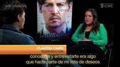 Entrevista exclusiva con Johnny Depp de la película 'Transcendence' (VIDEO)