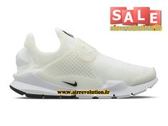 """NIKELAB SOCK DART (GS) """"INDEPENDENCE DAY"""" PACK - CHAUSSURES NIKE SPORTSWEAR PAS CHER POUR FEMME/ENFANT Blanc/Blanc 686058-111G"""